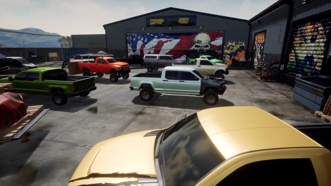 Diesel brothers truck building simulator wiki
