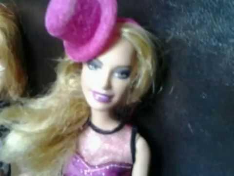 Barbie Prenses ve Popstar Müzik Klibi