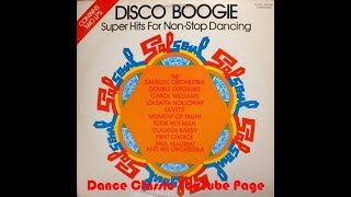 Various - Disco Boogie (1977 Salsoul Records Side D)