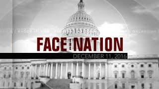 Open: This is Face the Nation, December 11