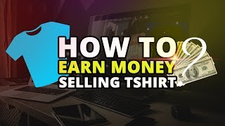 How to earn money by designing t-shirt | t-shirts design & sell online - bangla tutorial make no investment ------...