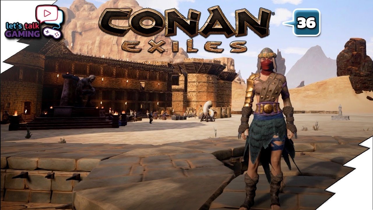 how to make leather conan exiles