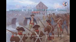 Message from the American Patriot Channel
