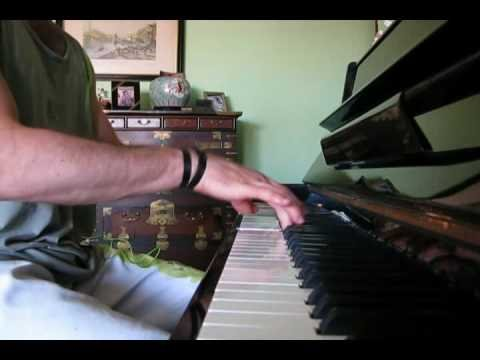 Ashlee Simpson - Boyfriend (piano version)