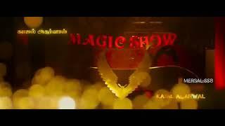 Mersal | Maayon Video Song UHD | Vijay | Ar Rahuman | Atlee