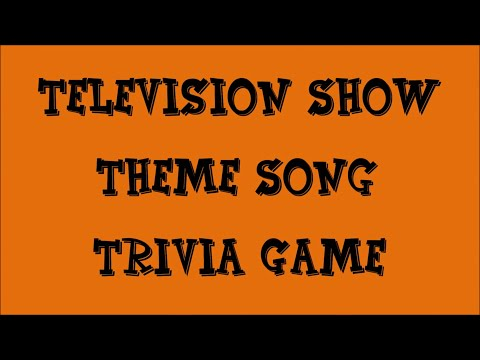 Television Theme Song Trivia #3 - 15 more theme songs!