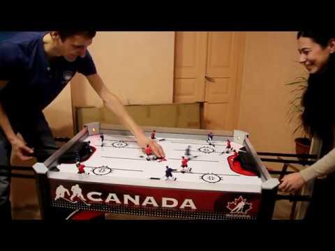 Лучшие игры для детей и взрослых хоккей CANADA