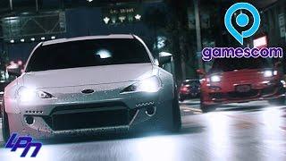 Gamescom 2015 Fazit - Need For Speed, Forza 6, Garden Warfare 2 Etc. | Vlog