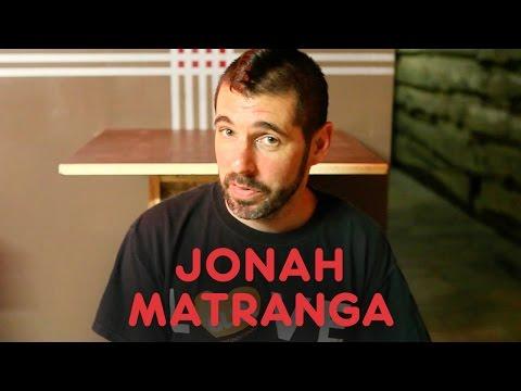 Jonah Matranga on INTERVIEVV #7