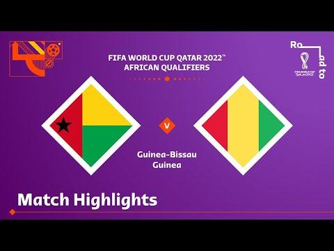 Guinea Bissau Guinea Goals And Highlights