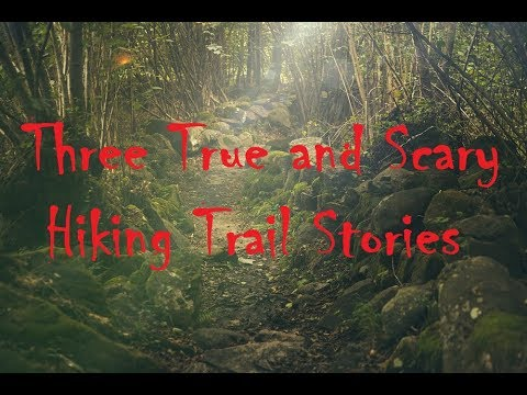 three true and scary