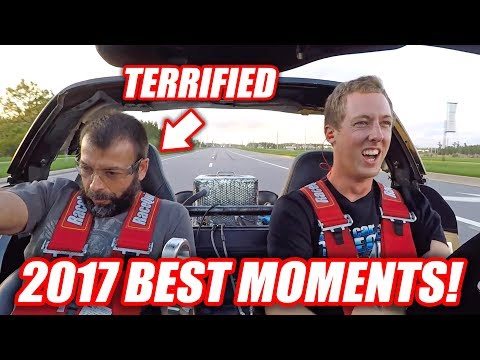 TOP 10 Cleetus McFarland Moments of 2017!