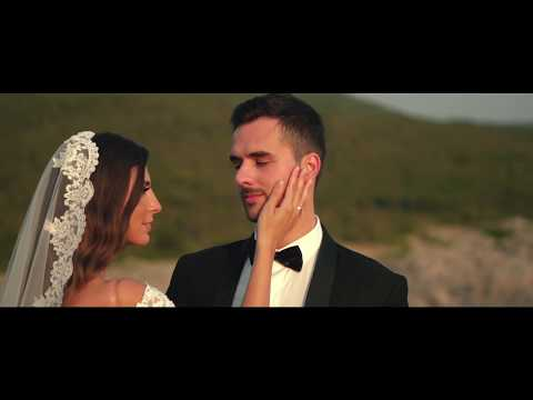 Turkish |  Montenegrin Wedding Highlights [Gizem \u0026 Ivan] 02.09.2017