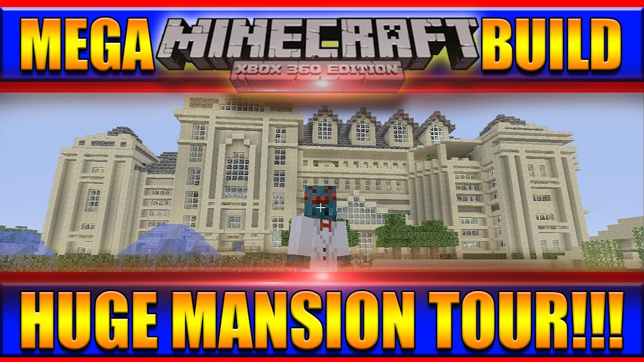 Awesome Minecraft Mansion Tours Minecraft House Tour Redstone Edition Youtube