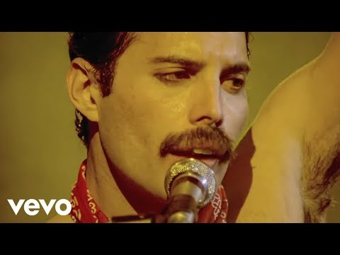 Queen - We Are The Champions (Live)