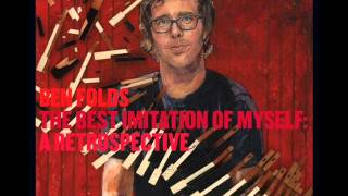 Ben Folds - Bitches Ain't Shit ft. Mr. Reynolds and Lin-z