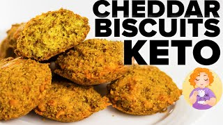 Keto Cheddar Biscuits Recipe Red Lobster style 0.5g carbs!