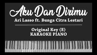 Download lagu Aku dan Dirimu (KARAOKE PIANO COVER) Ari Lasso ft. Bunga Citra Lestari