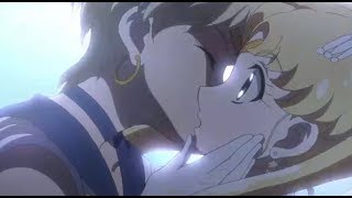 Bacio Tra Usagi e Sailor Uranus [ITA] | Sailor Moon Crystal Season 3