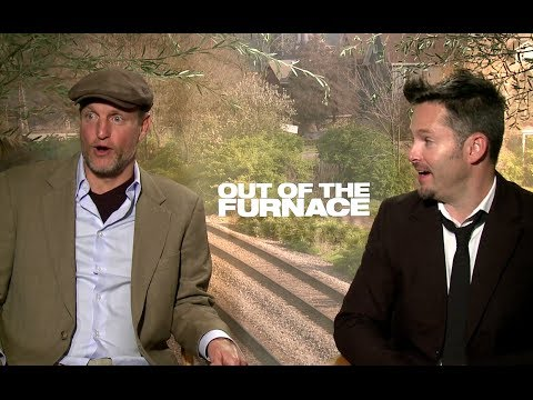 Woody Harrelson & Scott Cooper Interview - Out of the Furnace (HD) JoBlo.com Exclusive