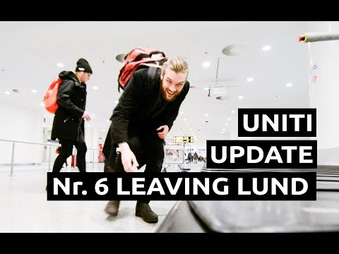 UNITI UPDATE | Episode 6 - LEAVING LUND