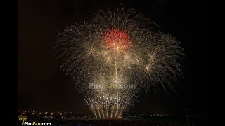 Pirotecnia Tomás - Castillo de Fuegos Artificiales Festa Major de Mataró 2017 thumbnail