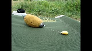 Мамалыга для рыбалки