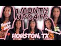 1 MONTH MOVE UPDATE 📍HOUSTON, TEXAS 🏡 | JOBS+CITY LIFE+APARTMENT+MOVING+IMPORTANT THINGS TO KNOW