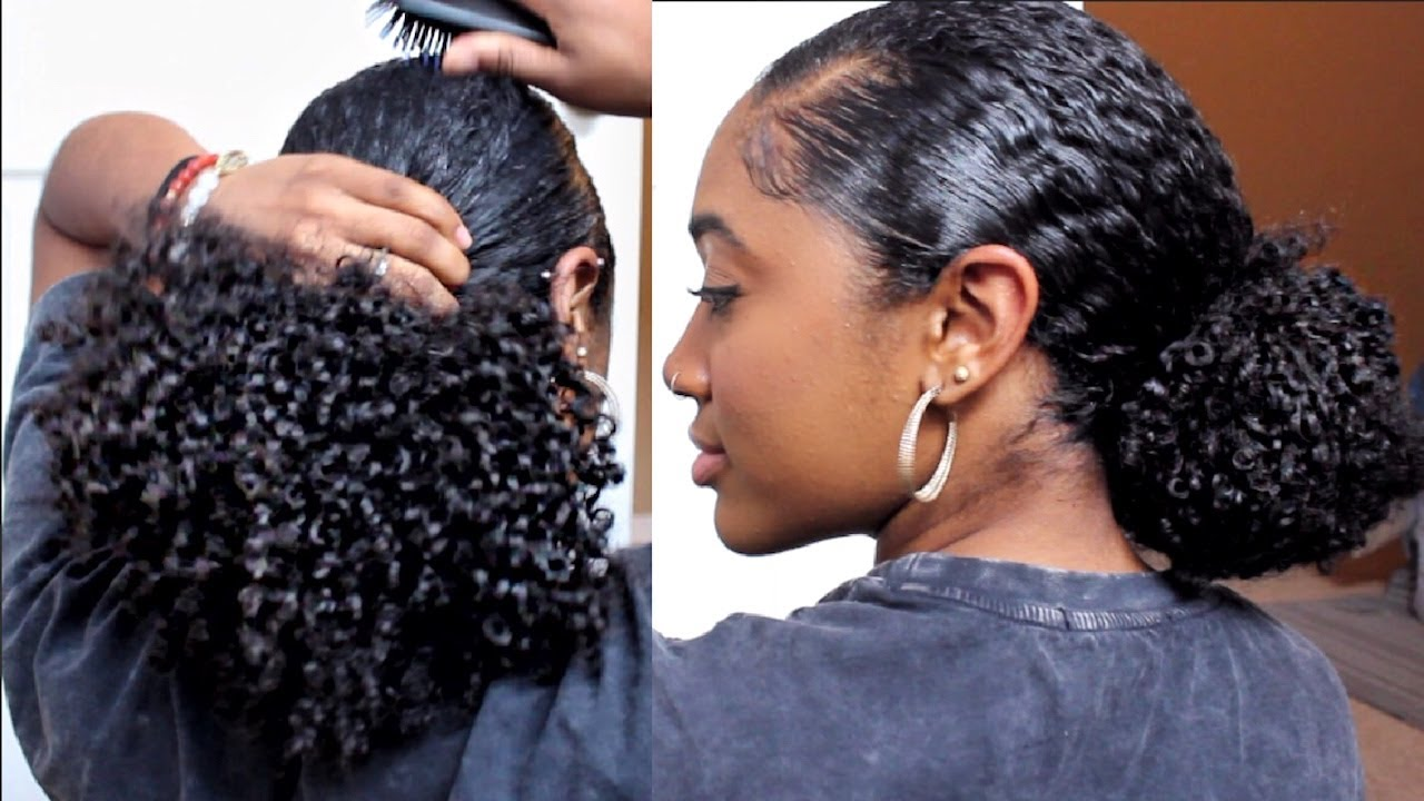 Healthy Hair Styles: Vacation Wash Routine + EASY Protective Style!