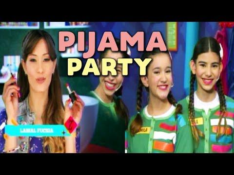 Make-up Party en Pijama Party - Maquillarse como Socorro.