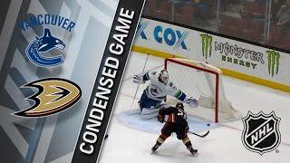 03/14/18 Condensed Game: Canucks @ Ducks