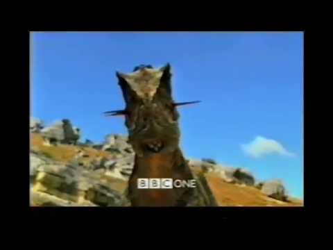Christmas on BBC One 2001 The Lost World trailer