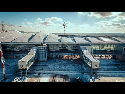Building Rostov: Russia's Expandable Airport | The B1M