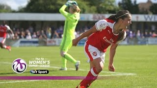 Chelsea Ladies 1-2 Arsenal Ladies | Goals & Highlights