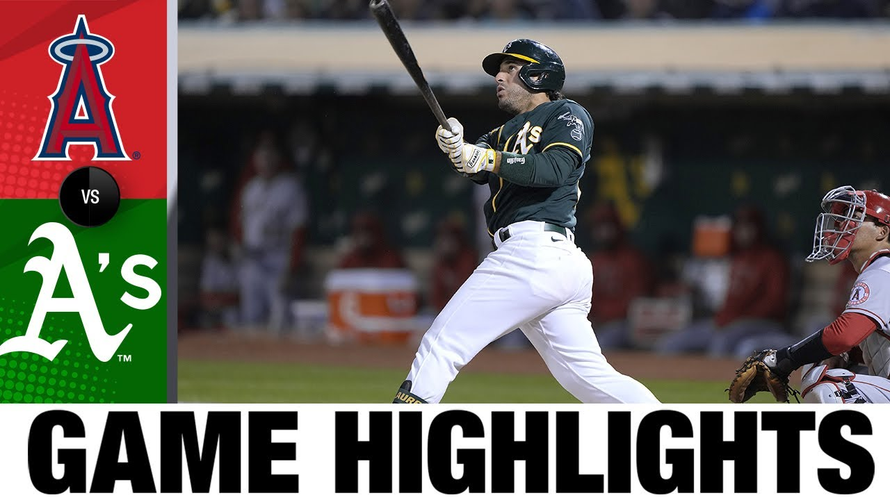 Download Angels vs. A's Game Highlights (7/19/21) | MLB Highlights