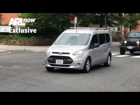 Driverless Car Spotted in Arlington, Va.