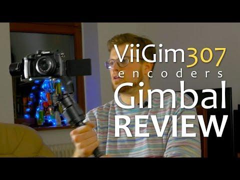 Gimbal under $350?! ViiGim 307 encoders VG307 -  REVIEW