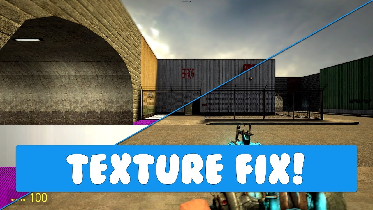 How to FIX missing textures! (2018) 100% Working! - GMod tutorial