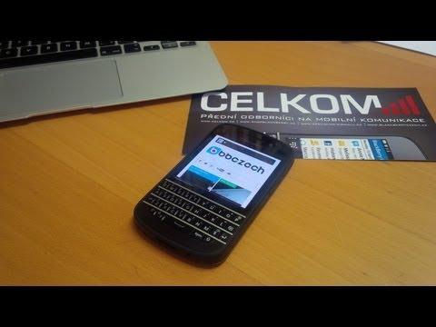 Podrobná prohlídka OS BlackBerry 10.2 na BlackBerry Q10