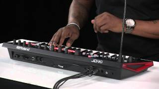 """Synth Kitchen JD-Xi - How to make """"Beatz"""", aka a pattern sequence"""