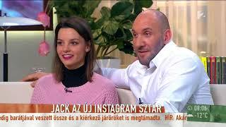 Berki Krisztián barátnője üzent a fanyalgóknak - tv2.hu/mokka