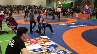 48th International Eastern Tournament Utrecht, Holland 2018 - 26 kg.