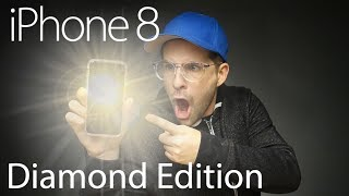 FIRST LOOK: $50,000 iPhone 8 Diamond Edition thumbnail