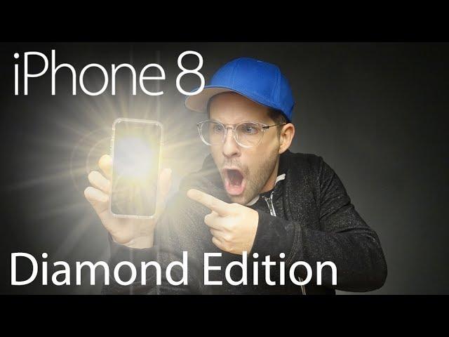 FIRST LOOK: $50,000 iPhone 8 Diamond Edition