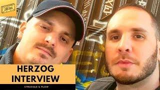 Herzog Interview: OG mit Herz, Joint Box, PTK, Gzuz, LX, Kokain, Kiffen, CBD, Legalisierung