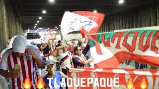 CARAVANA CHIVAS VS VERACRUZ CON TLAQUEPAQUE ROJIBLANCO