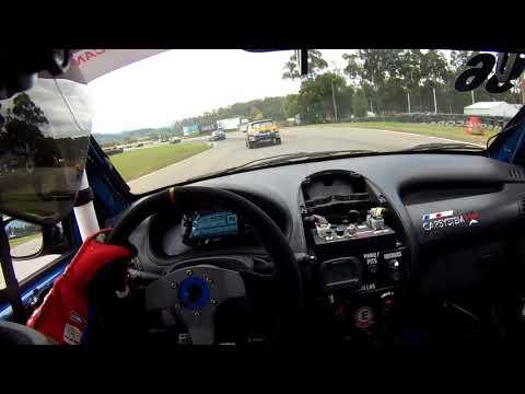 Round II TC2000 colombia abordo del Peugeot 206 #56 patrocinado por Autolyon