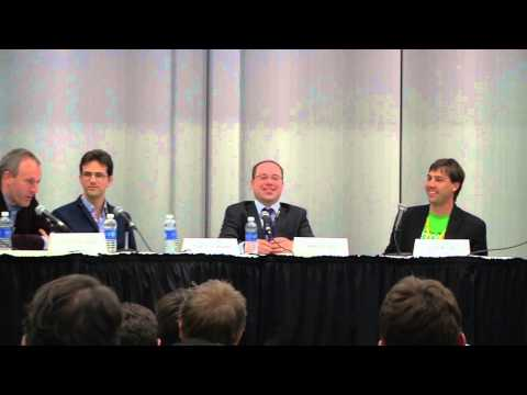 Economics of Bitcoin Panel - Bitcoin 2013 Conference