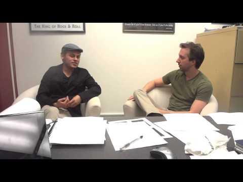 Team 21 Outs' Christian Sanchez interviews Chris Cannon