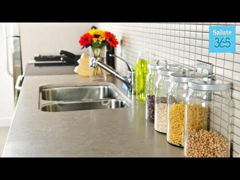 Cucina piccola: 4 idee per arredarla - Salute 365